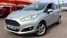 2014 Ford Fiesta 1.5 TDCi Zetec 5dr Manual Diesel Hatchback