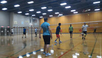 Badminton in The Pointe Friday 7:30 to 9:30 PM - Charlevoix metr