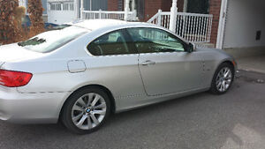 2012 BMW 3-Series Sport Coupe (2 door)