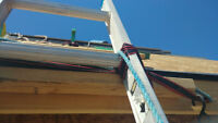 The Lone Roofer! Stand alone prices, one of a kind for quality.