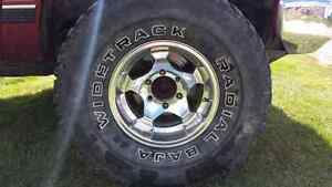 Rims for sale 15/8 6 bolt chevy
