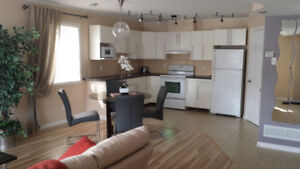 Executive Furnished Two Bedroom Suite (From October 1st)