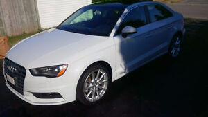 2015 Audi A3 2.0T Progressiv Sedan - lease take over