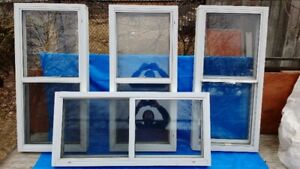 Aluminum windows