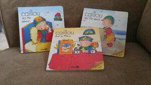 Caillou book sets Cambridge Kitchener Area image 3