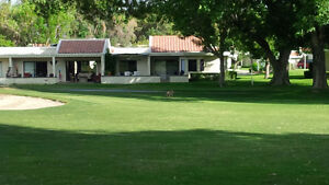 Palm Springs Condo on Golf Course