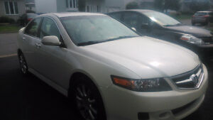 2008 Acura TSX cuir Berline