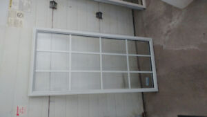 Windows inserts / windows  / thermal door inserts