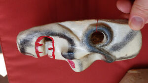 Mexican Skull Mask North Shore Greater Vancouver Area image 2
