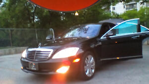 2009 Mercedes-Benz 450 S Disigno Edition AWD Low Km Limo