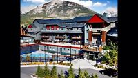 Time Share for Rent in Canmore Alberta