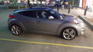 2014 Hyundai Veloster Hatchback Automatic, LOW Miles, OBO