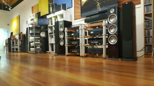 Spinners Sound Centre At Sahali  Record Audio Show May 27