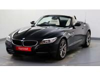 2015 BMW Z4 2.0i sDrive20i Petrol black Automatic