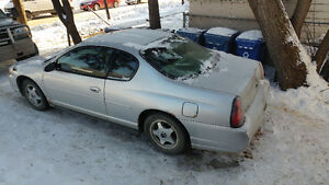 2004 Chevrolet Monte Carlo Coupe (2 door) PARTS ONLY!!