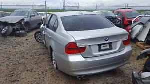 2007 BMW 3 SERIES AVAILABLE FOR PARTS / PARTING OUT X11