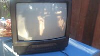 22' TV WITH VCR   75 $  for sale