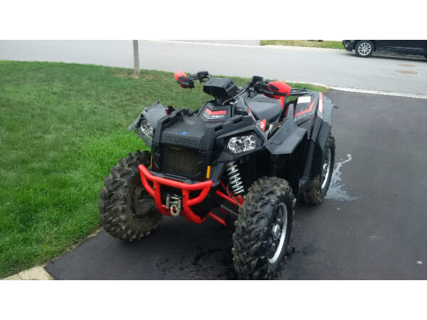 Used 2013 Polaris Scrambler 850 HO LE EPS