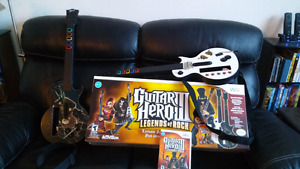 Kit Complet de Guitar Hero III WII ou WII U