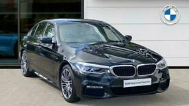 image for 2018 BMW 5 Series 540i xDrive M Sport 4dr Auto Petrol Saloon Saloon Petrol Autom