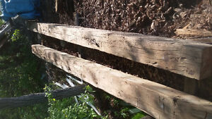 Hand hewn beams for sale