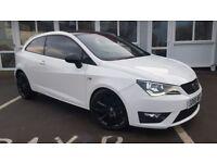 SEAT Ibiza SC FR Technology 1.2 TSI 90PS (white) 2016