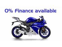 Yamaha YZF-R 125 ABS YZF R125 **NOW WITH 0% FINANCE AND £99 DEPOSIT**