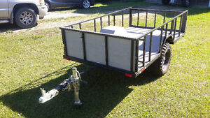 2 Quad/Utility trailers for sale