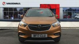 2017 Vauxhall MOKKA X 1.6i Design Nav 5dr Petrol Hatchback Hatchback Petrol Manu