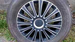 Single Leamons Pro 16 inch wheel cover