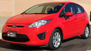 2013 Ford Fiesta SE Sunroof Hatchback