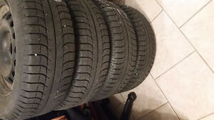 4 great shape 215/65/16 winter tires