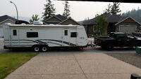 Beautiful Trailer Ready For Camping!
