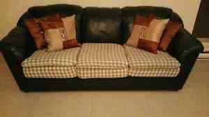 Sofa and Cushions!