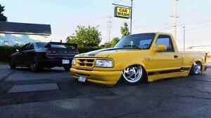 1996 Bagged and bodied Ford Ranger. Kitchener / Waterloo Kitchener Area image 1