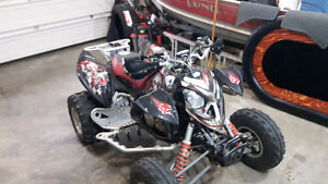 Mint Outlaw KTM 525 with extras!