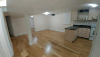 NOT AVAILABLE - 2 bedroom basement for rent.