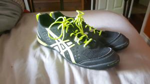Asics Forttus Men's Sneakers 9 (worn once)