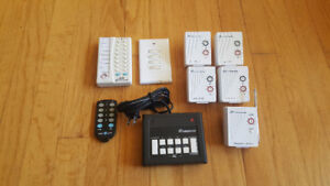 X10 Remote Control Lamp/Appliance set. Home Automation