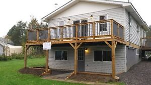 Completely renovated home/cottage on Ahmic Lake