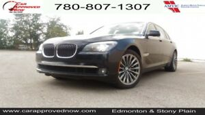2012 BMW 7 Series 4dr Sdn xDrive AWD