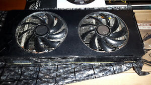 AMD XFX R9 270X 2GB Graphics Card