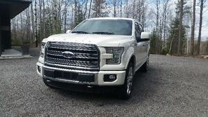 Ford F-150 Limited 2016 écoboost 3.5L FINANCEMENT DISPONIBLE