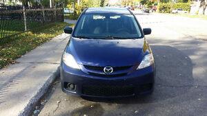 2007 Mazda Mazda5 2.3L 4cyl 6passenger Sedan
