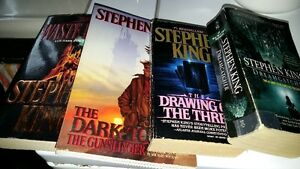 4  stephen king novels