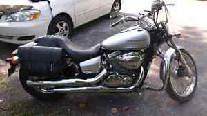2008 Honda Shadow Spirit VT750C2