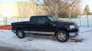 2008 Ford F-150 Extended Cab XLT Pickup Truck 4X4