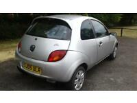 2005 05 FORD KA 1.3 COLLECTION FULL LEATHER LOW 84K CHEAP FIRST CAR PX SWAPS