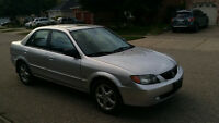 2001 Mazda ES SAFTIED & E-TESTED READY TO GO LOW KMS!!!!!!!!!!!!
