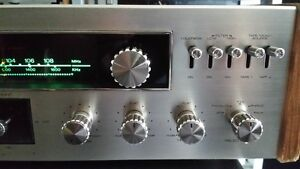 Vintage Akai Home Stereo Quad Receiver
